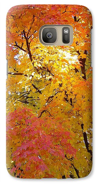 Galaxy Case featuring the photograph Sunkissed 2 by Elizabeth Sullivan