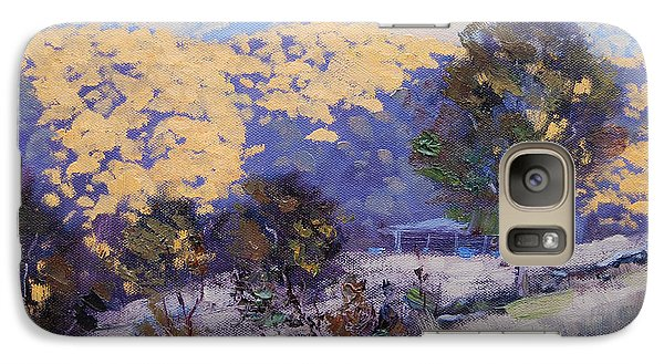 Realistic Galaxy S7 Case - Sunlight And Shadows by Graham Gercken