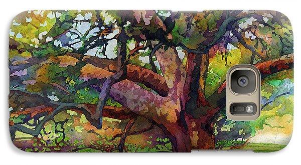 Sunlit Century Tree Galaxy S7 Case