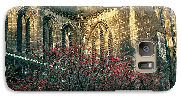 Sunlit Glasgow Cathedral Galaxy S7 Case