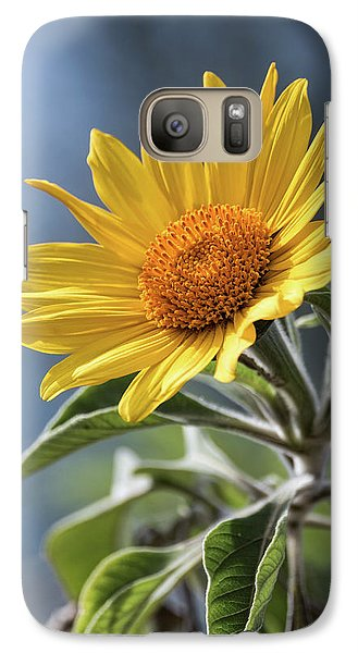 Galaxy Case featuring the photograph Sunny Side Up  by Saija Lehtonen