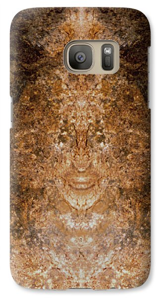 Galaxy Case featuring the photograph Sunqueen Of Woodstock by Nancy Griswold