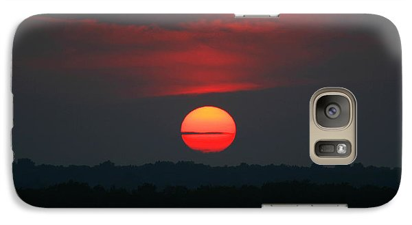 Galaxy Case featuring the photograph Sunrise 2 by David Dunham