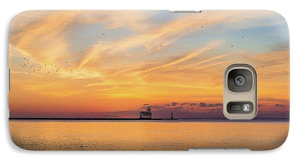 Galaxy S7 Case featuring the photograph Sunrise And Splendor by Bill Pevlor