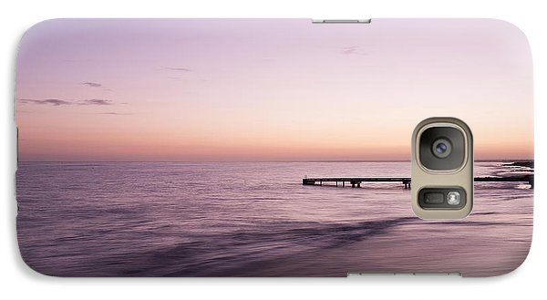 Galaxy Case featuring the photograph Sunrise At Busselton by Ivy Ho