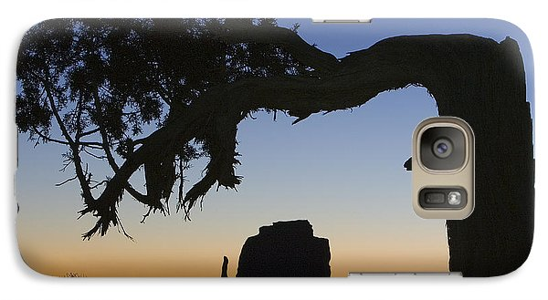 Galaxy Case featuring the photograph Sunrise At East Mitten by Jerry Fornarotto