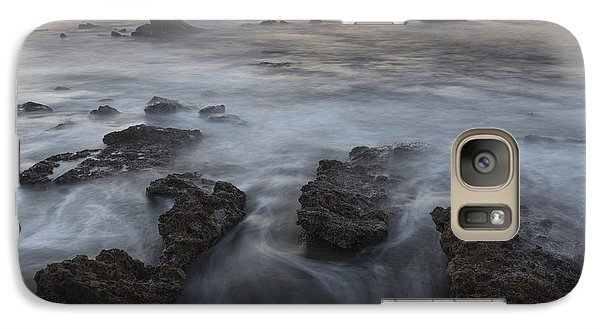 Galaxy Case featuring the photograph Sunrise At Laguna Beach II by Keith Kapple