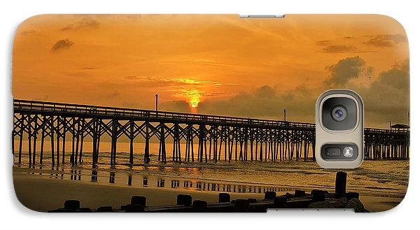 Sunrise At Pawleys Island Galaxy S7 Case by Bill Barber