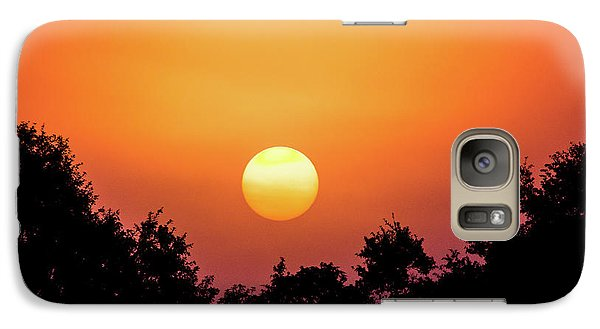 Galaxy Case featuring the photograph Sunrise Bliss by Shelby Young