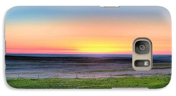 Sunrise Galaxy S7 Case