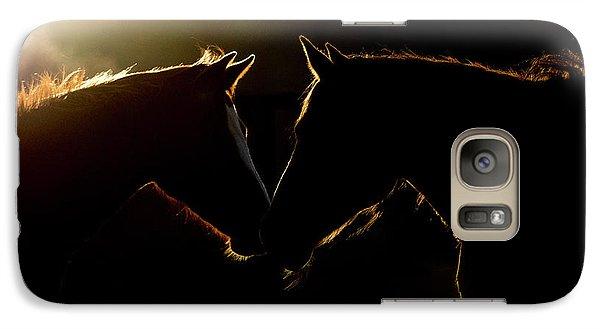 Sunrise Companions Galaxy S7 Case