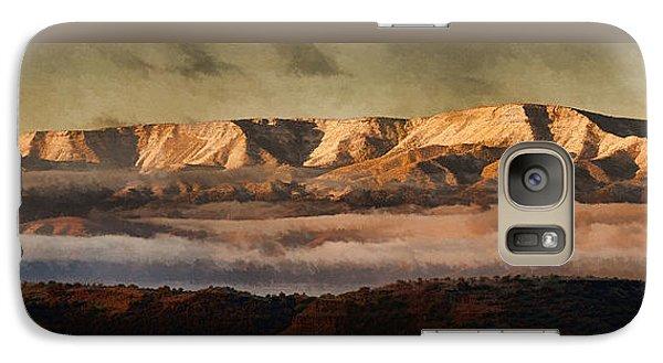 Sunrise Glow Pano Pnt Galaxy S7 Case