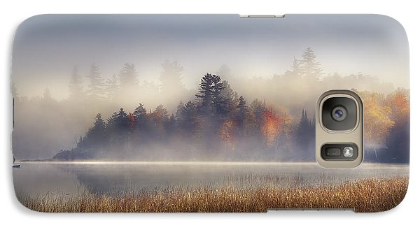 Landscape Galaxy S7 Case - Sunrise In Lake Placid  by Magda  Bognar