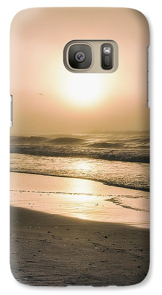 Galaxy Case featuring the photograph Sunrise In Orange Beach  by John McGraw