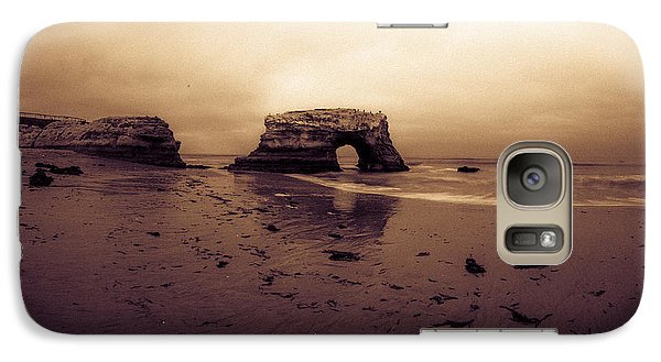 Galaxy Case featuring the photograph Sunrise by Lora Lee Chapman