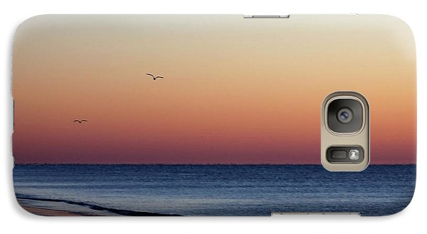 Galaxy Case featuring the photograph Sunrise On Hilton Head by Bruce Patrick Smith