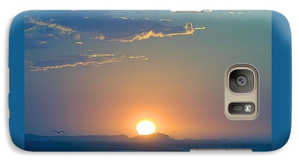 Galaxy Case featuring the photograph Sunrise Sky by  Newwwman