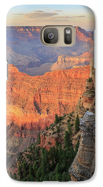 Sunset At Mather Point Galaxy S7 Case