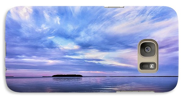 Sunset Awe  Signed Galaxy S7 Case