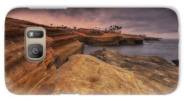 Sunset Cliffs - Point Loma - San Diego Galaxy S7 Case
