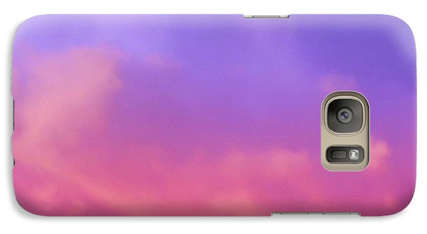 Sunset Clouds Galaxy S7 Case
