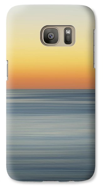 Featured Images Galaxy S7 Case - Sunset Dreams by Az Jackson