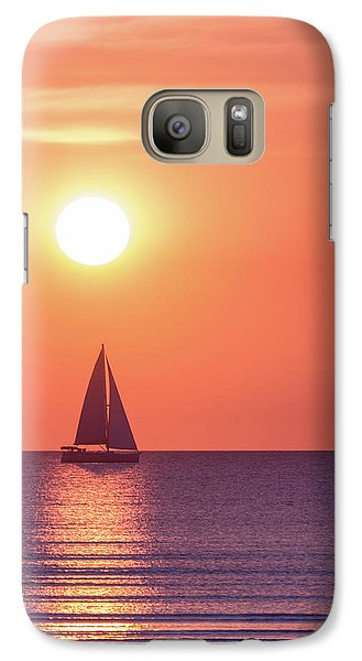Sunset Dreams Galaxy S7 Case