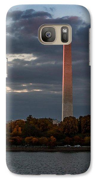 Sunset Glow Galaxy S7 Case