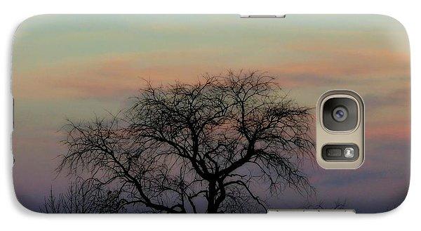 Sunset Moon Galaxy S7 Case