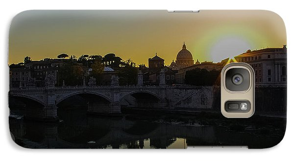 Sunset Over St Peters Galaxy S7 Case