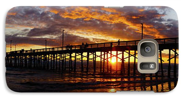 Galaxy Case featuring the photograph Sunset  by Thanh Thuy Nguyen