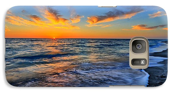 Galaxy Case featuring the photograph Sunshine Skies by Scott Mahon