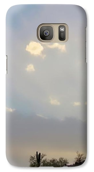 Suntensed Galaxy S7 Case
