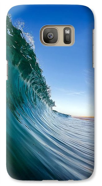 Galaxy Case featuring the photograph Surface by Sean Foster