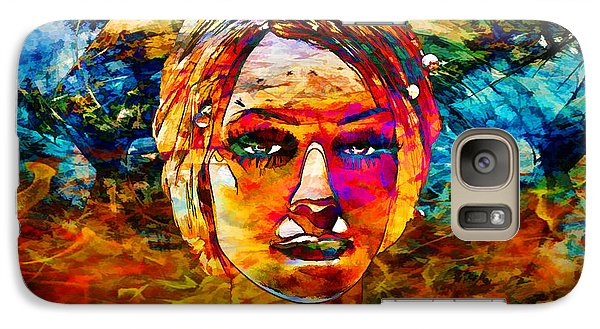 Galaxy Case featuring the photograph Surreal Dream - Chuck Staley by Chuck Staley