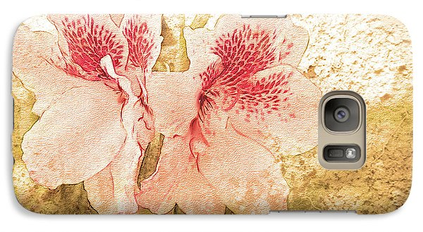 Galaxy Case featuring the photograph Sutle Harmony by Bonnie Willis