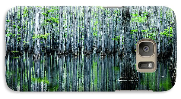 Galaxy Case featuring the photograph Swamp In Louisiana by Ester  Rogers