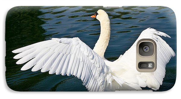 Swan Moment Galaxy S7 Case