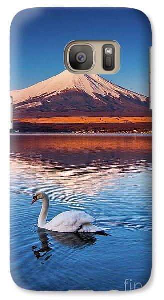 Swany Galaxy S7 Case by Tatsuya Atarashi