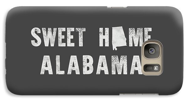 Sweet Home Alabama Galaxy S7 Case by Nancy Ingersoll
