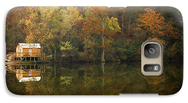 Galaxy Case featuring the photograph Sweet Home by Iris Greenwell