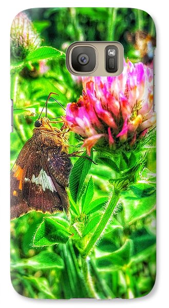 Galaxy Case featuring the photograph Sweet Nectar  by Jame Hayes