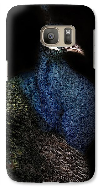 Galaxy Case featuring the photograph Sweet Pea by Cheri McEachin