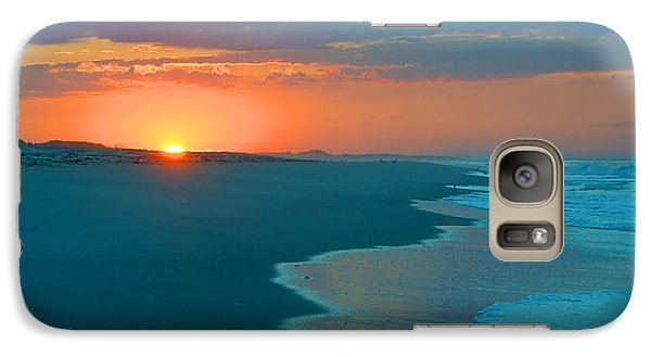 Galaxy Case featuring the photograph Sweet Sunrise by  Newwwman