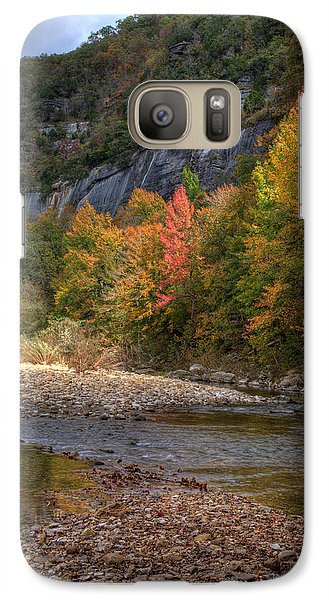 Galaxy Case featuring the photograph Sweetgums At Steel Creek  by Michael Dougherty