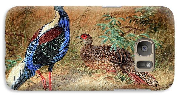 Swinhoe's Pheasant  Galaxy S7 Case