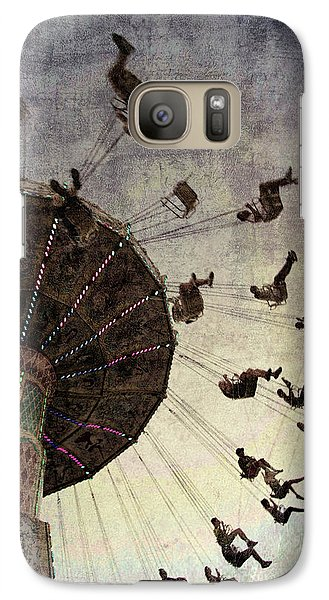 Galaxy Case featuring the photograph Swirling.... by Russell Styles