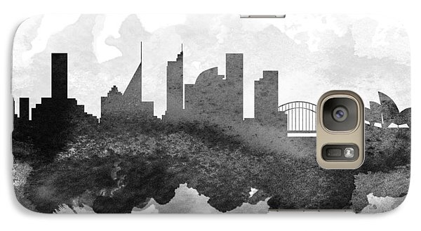 Sydney Cityscape 11 Galaxy S7 Case by Aged Pixel