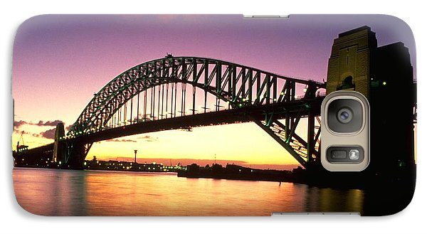 Sydney Harbour Bridge Galaxy S7 Case