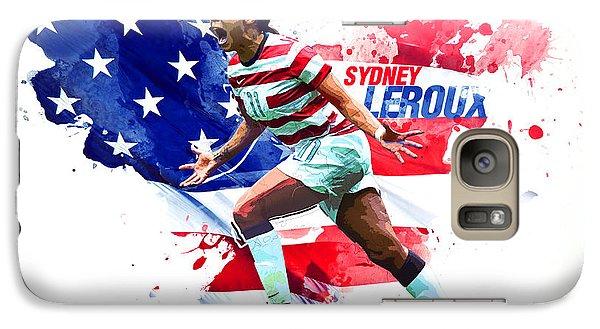 Sydney Leroux Galaxy S7 Case